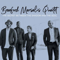 Branford Marsalis Quartet Secret Shadow cover