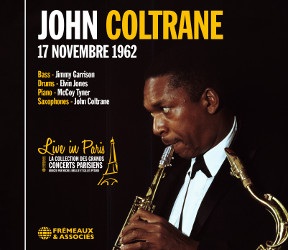 John Coltrane Live Paris