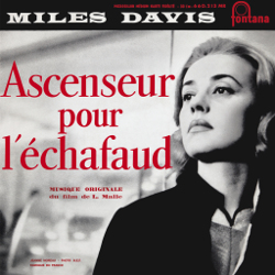 cover Ascenseur Miles Davis
